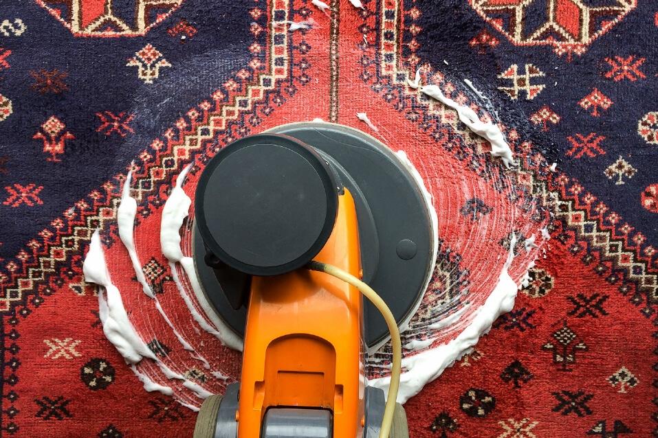 haz que tu alfombra persa dure
