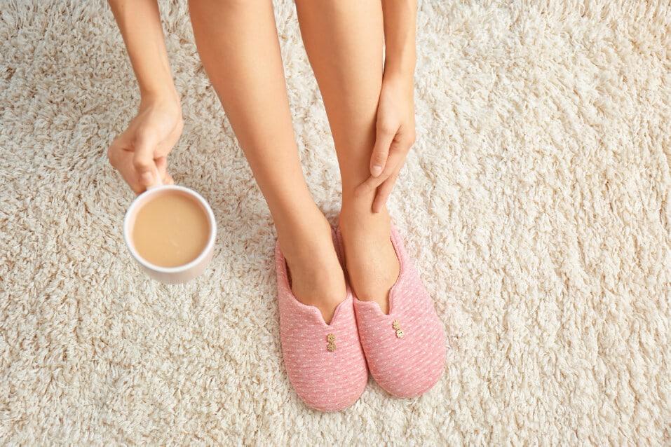 tener alfombra en tu hogar