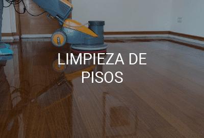 servicio limpieza pisos