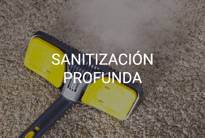 servicio sanitizacion